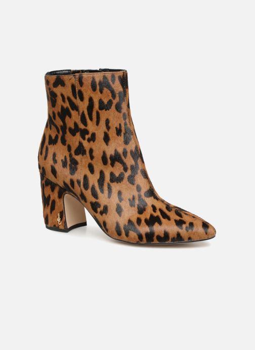 d21b86c50 Sam Edelman Hilty (Brown) - Ankle boots chez Sarenza (330971)