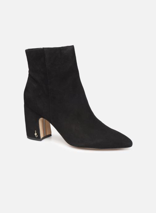 Boots en enkellaarsjes Sam Edelman Hilty Zwart detail