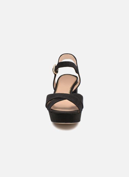 Sandales et nu-pieds Sam Edelman Jolene Noir vue portées chaussures