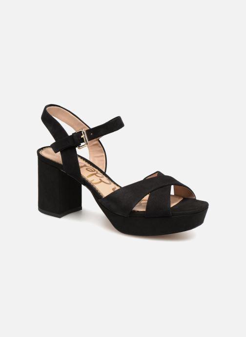 d8b8043c2d17 Sam Edelman Jolene (Black) - Sandals chez Sarenza (330973)