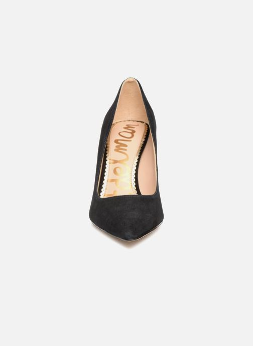 Escarpins Sam Edelman Margie Noir vue portées chaussures