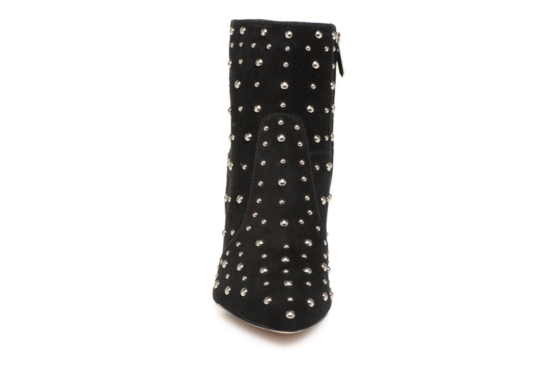 Bottines et boots Sam Edelman Roya Noir vue portées chaussures