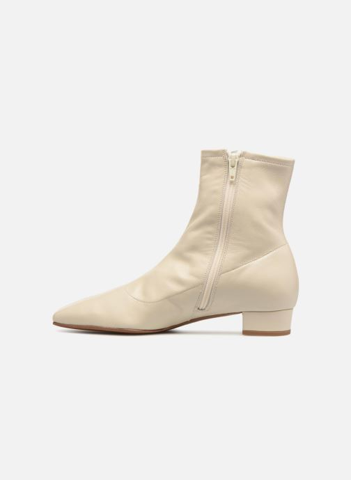 By Leather Et White Estee Bottines Far Boots SMVqUzp