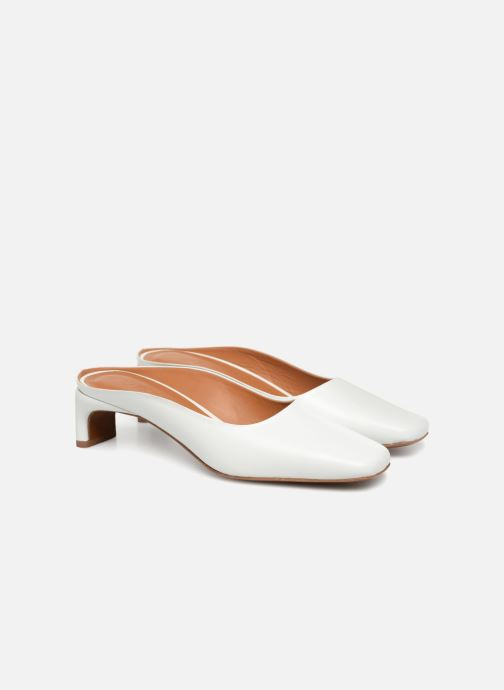 Wedges BY FAR Maria Wit 3/4'