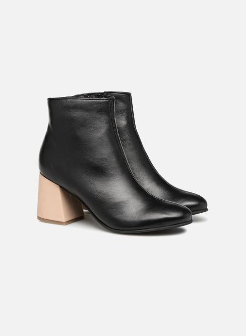 Bottines et boots Another Project Georgi Noir vue 3/4