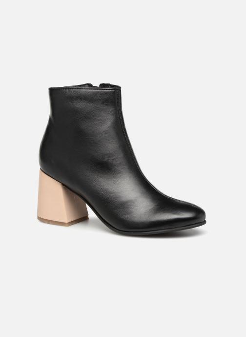 Bottines et boots Another Project Georgi Noir vue détail/paire