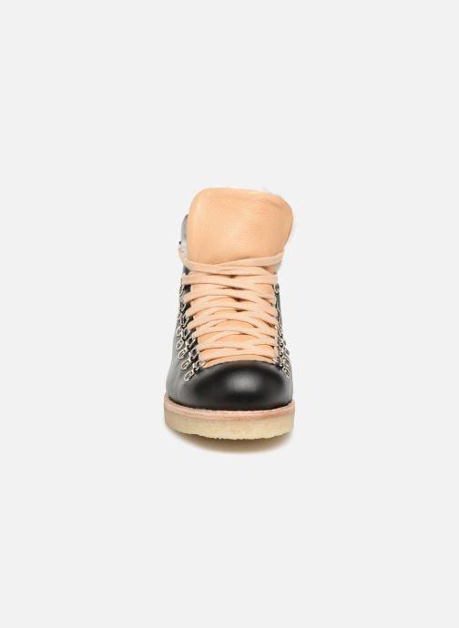 Boots en enkellaarsjes Another Project Billie Zwart model