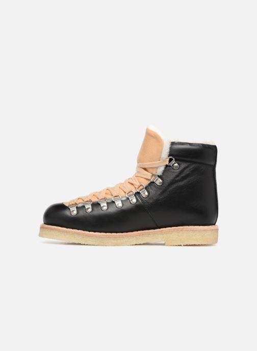 Boots en enkellaarsjes Another Project Billie Zwart voorkant