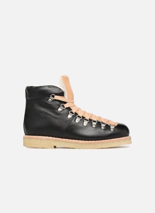 Boots en enkellaarsjes Another Project Billie Zwart achterkant