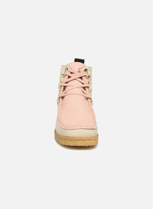 Bottines et boots Another Project Dora Beige vue portées chaussures