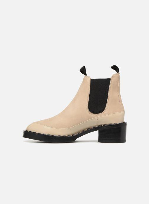 Stiefeletten & Boots Another Project Indie beige ansicht von vorne