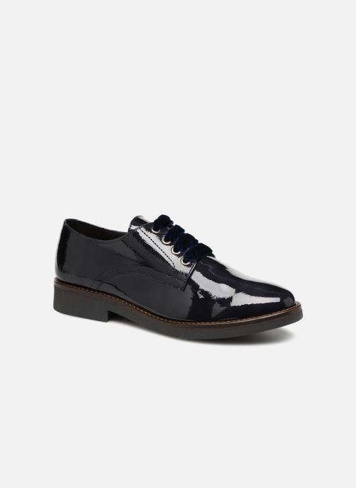 Chaussures à lacets Georgia Rose Gevelta Bleu vue détail/paire