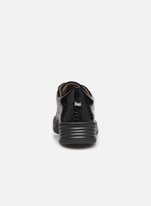 Sneakers Georgia Rose Gloriana Zwart rechts