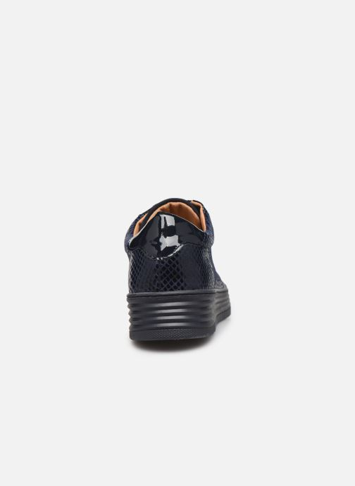 Sneakers Georgia Rose Gloriana Blauw rechts