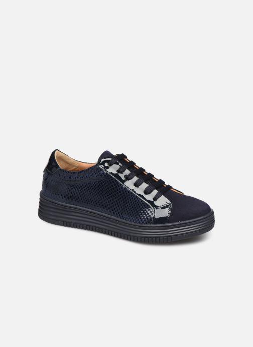 Sneakers Georgia Rose Gloriana Blauw detail