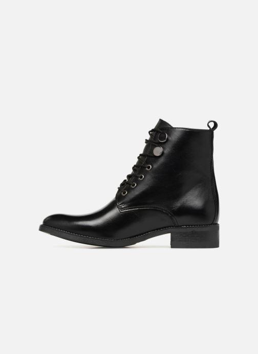 Bottines et boots Georgia Rose Anconia Noir vue face