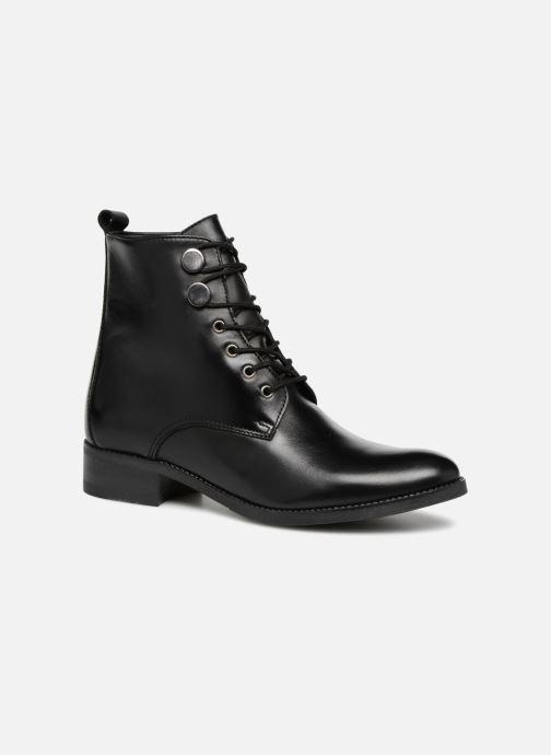 Bottines et boots Georgia Rose Anconia Noir vue détail/paire