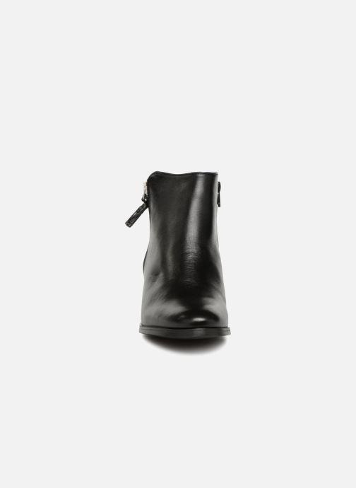 Boots en enkellaarsjes Georgia Rose Aligatora Zwart model