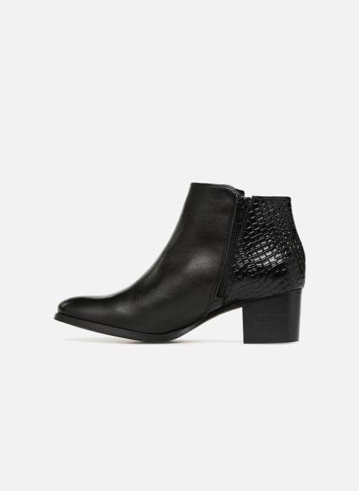 Boots en enkellaarsjes Georgia Rose Aligatora Zwart voorkant