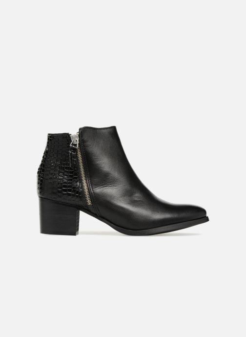 Boots en enkellaarsjes Georgia Rose Aligatora Zwart achterkant