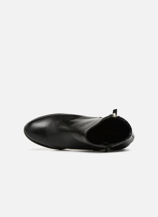Stiefeletten & Boots Georgia Rose Aligatora schwarz ansicht von links