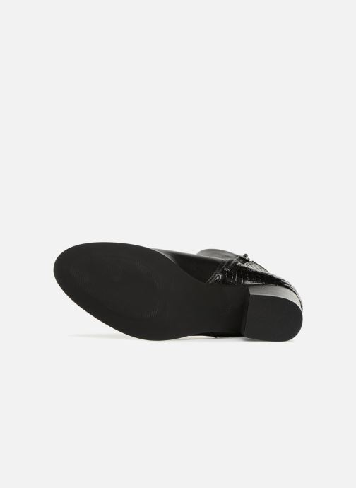 Stiefeletten & Boots Georgia Rose Aligatora schwarz ansicht von oben