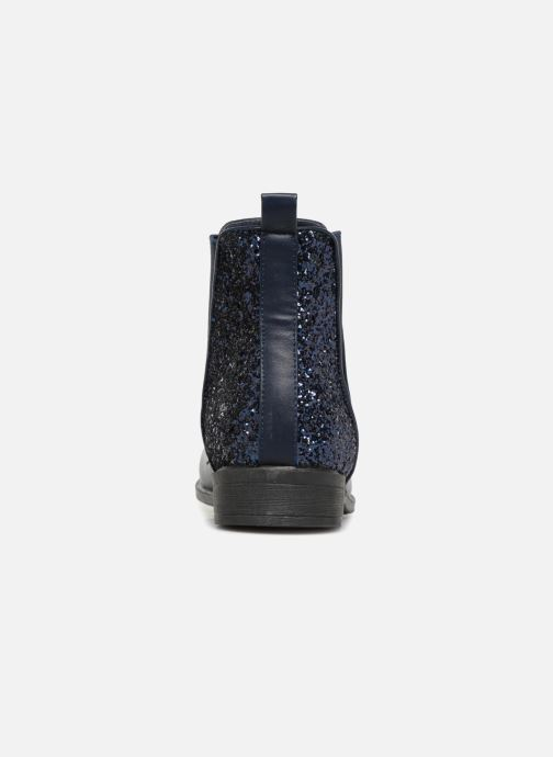 Bottines et boots I Love Shoes CAMARA Bleu vue droite