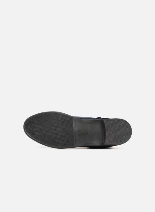 Bottines et boots I Love Shoes CAMARA Bleu vue haut