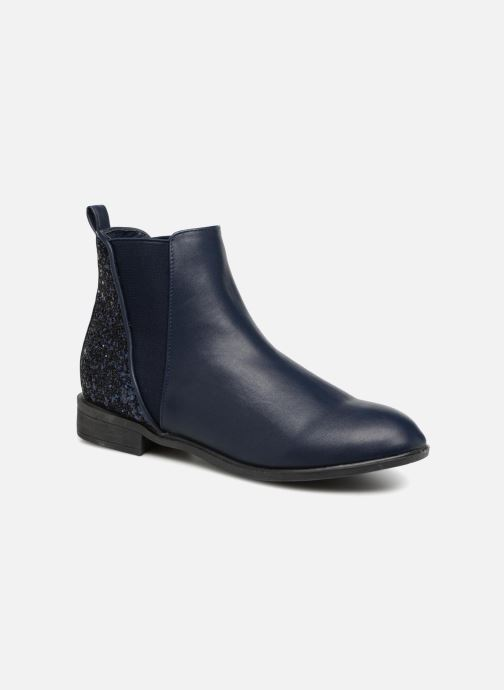 Ankle boots I Love Shoes CAMARA Blue detailed view/ Pair view