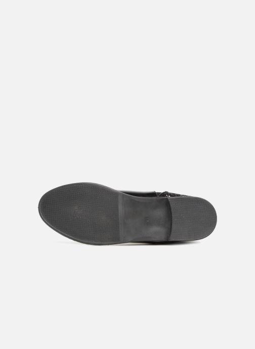 Stiefeletten & Boots I Love Shoes CAMARA schwarz ansicht von oben