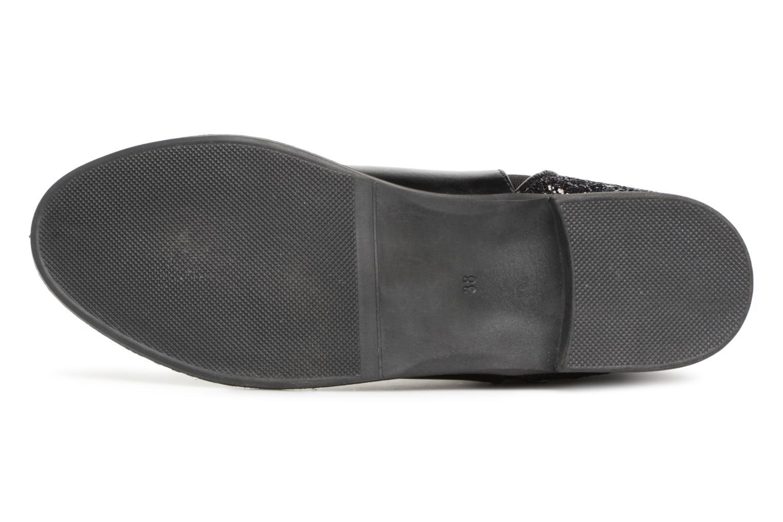 Bottines et boots I Love Shoes CAMARA Noir vue haut