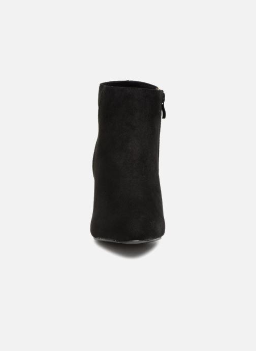 Botines  I Love Shoes CAMINA Negro vista del modelo