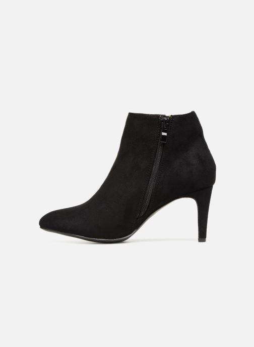 Botines  I Love Shoes CAMINA Negro vista de frente