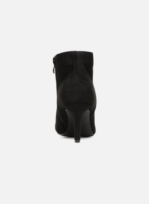 Boots en enkellaarsjes I Love Shoes CAMINA Zwart rechts