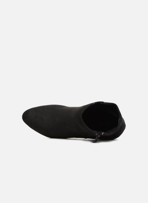 Boots en enkellaarsjes I Love Shoes CAMINA Zwart links