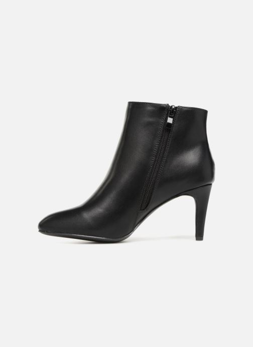 Ankle boots I Love Shoes CAMINA Black front view
