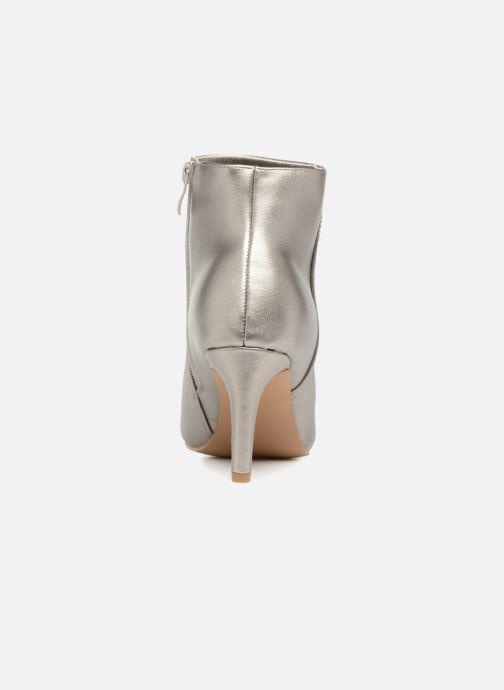 Boots en enkellaarsjes I Love Shoes CAMINA Zilver rechts