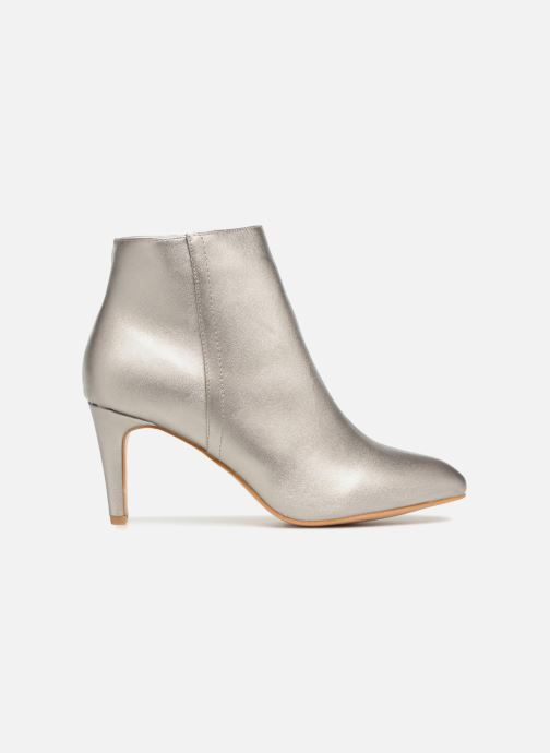Ankle boots I Love Shoes CAMINA Silver back view