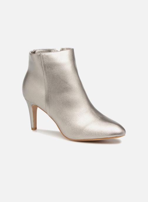 Boots en enkellaarsjes I Love Shoes CAMINA Zilver detail