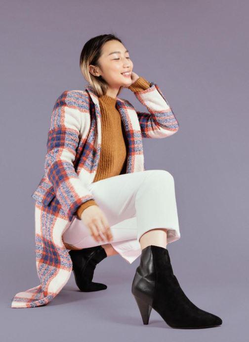 Stiefeletten & Boots I Love Shoes CONICA schwarz ansicht von unten / tasche getragen