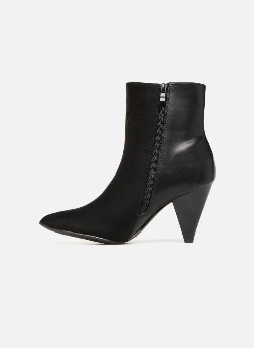 Botines  I Love Shoes CONICA Negro vista de frente