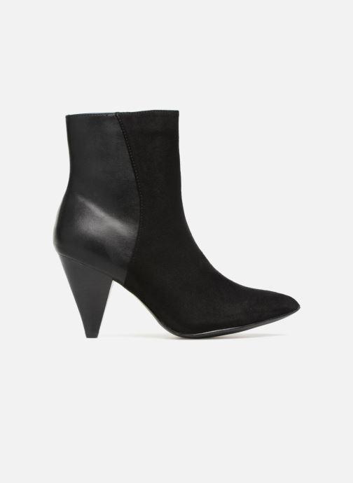 Botines  I Love Shoes CONICA Negro vistra trasera