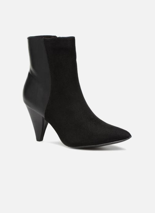 Botines  I Love Shoes CONICA Negro vista de detalle / par
