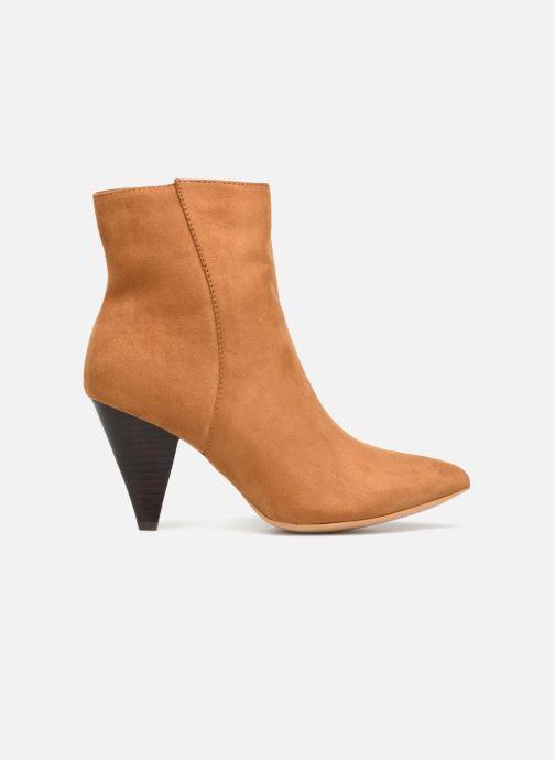 Botines  I Love Shoes CONICA Marrón vistra trasera