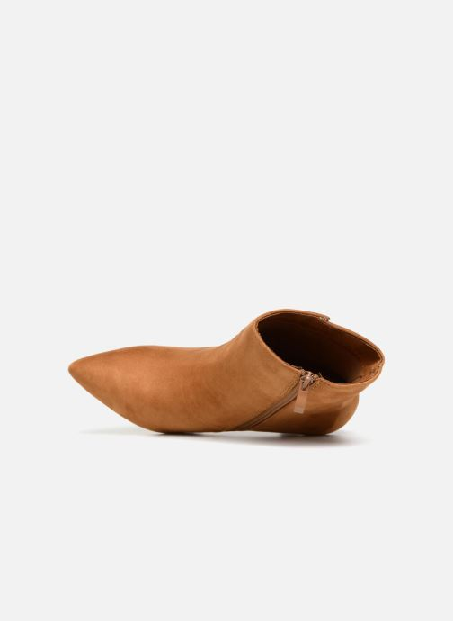 Botines  I Love Shoes CONICA Marrón vista lateral izquierda