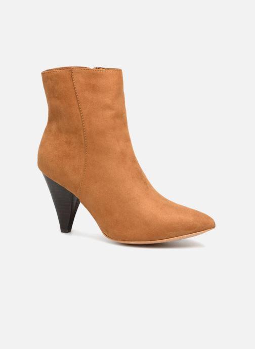 Bottines et boots I Love Shoes CONICA Marron vue détail/paire