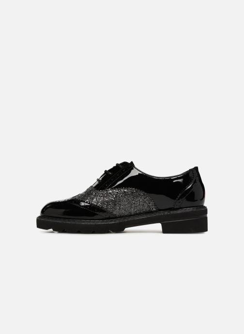 Chaussures à lacets I Love Shoes CABOLD Noir vue face