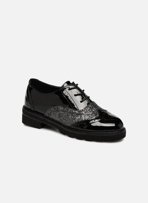 Chaussures à lacets I Love Shoes CABOLD Noir vue détail/paire