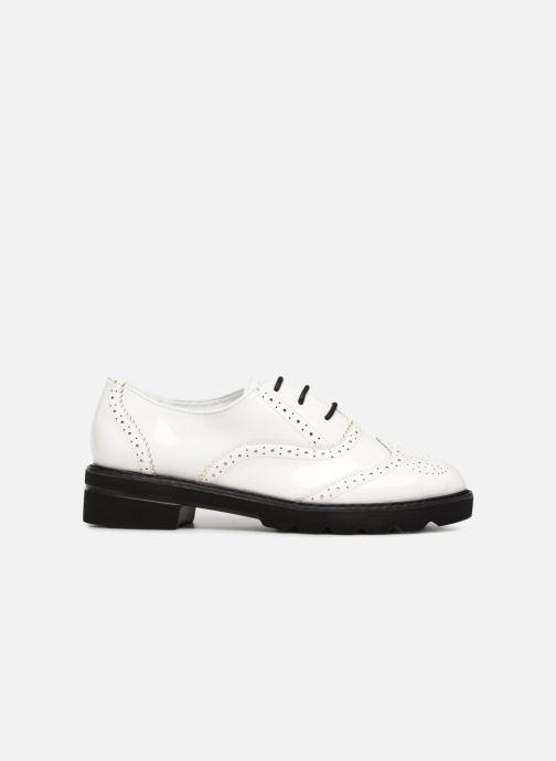 Zapatos con cordones I Love Shoes CABOLD Blanco vistra trasera
