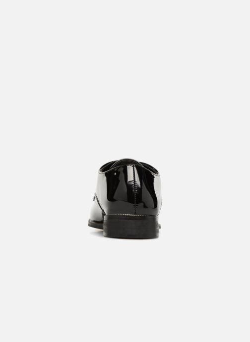 Zapatos con cordones I Love Shoes CLEMINA Negro vista lateral derecha